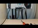 промывка вторичного теплообменника котла BAXI MAIN FOUR