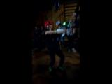 Александра Клюшанова, в танцевальном лагере, хип-хоп