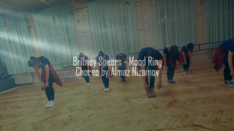 BRITNEY SPEARS- Mood Ring || JAZZ-FUNK - Animals Dance Company