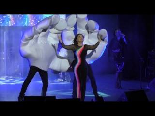 Наташа Королева - Intro / Прощайте, детские мечты / Синие лебеди (Шоу