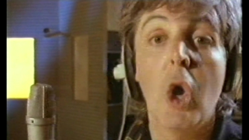 Paul McCartney – Press (18.07.1986) Wogan (01.08.1986)