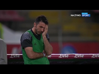 Реакция Буффона на ошибку Нето
