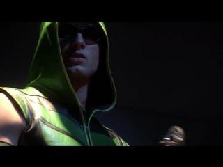 Smallville - JSA vs Icicle