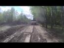 Учения разведроты ВДВ с использованием бронеавтомобилей Рысь