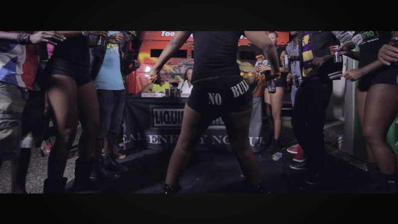 DeMarco - Continue Whine (1080p Official Video Dancehall 2013) {DJ Frass Records}