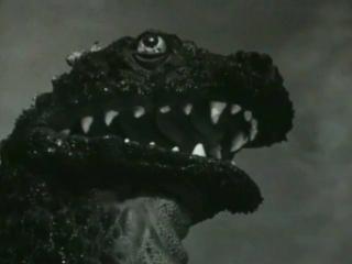 [KaijuKeizer] Призрачный монстр Агон / Agon The Atomic Dragon (1968) ep01 rus sub