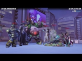 Стрим по Overwatch от 23.12.2016 (BlackSilverUfa [host] & Co)
