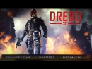 DREDD 3D Blu-ray Menu Czech version