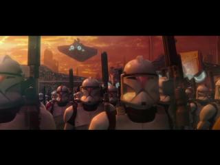 Звездные Войны: Эпизод 2 - Атака Клонов | Star Wars: Episode II - Attack of the Clones (2002) Концовка | Начало Войны Клонов