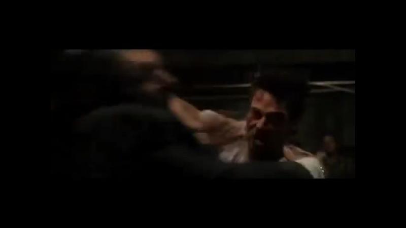 Бойцовский Клуб Fight Club 1999 Бой с Лу