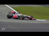 F1 2011 - 10 German GP Official Race Edit