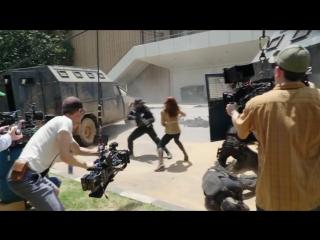 Captain America- Civil War - Official B-Roll Part 1 [HD]