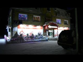 Магазин Бристоль - победитель конкурса Новогодний серпантин-2017