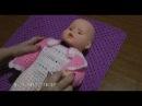 Комплект для выписки новорожденного. Часть 1. Кофточка.