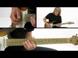 Andy Timmons Guitar Lesson - #3 Tension &amp Release - Electric Expression