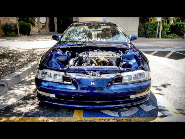 JDM Honda Prelude! @el_meeks | 4K
