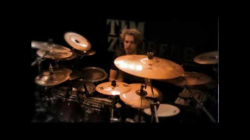 Tim Zuidberg - Last Ride of the Day - Nightwish Drumcover