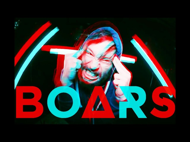 BOARS 3% Official Video