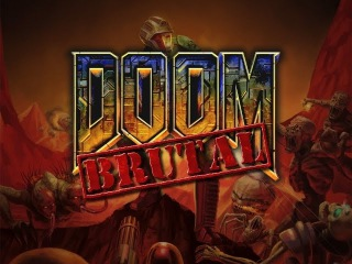 Brutal Doom v20b (PC) - With more modern weapons (Mercer's pack) gameplay + download link!