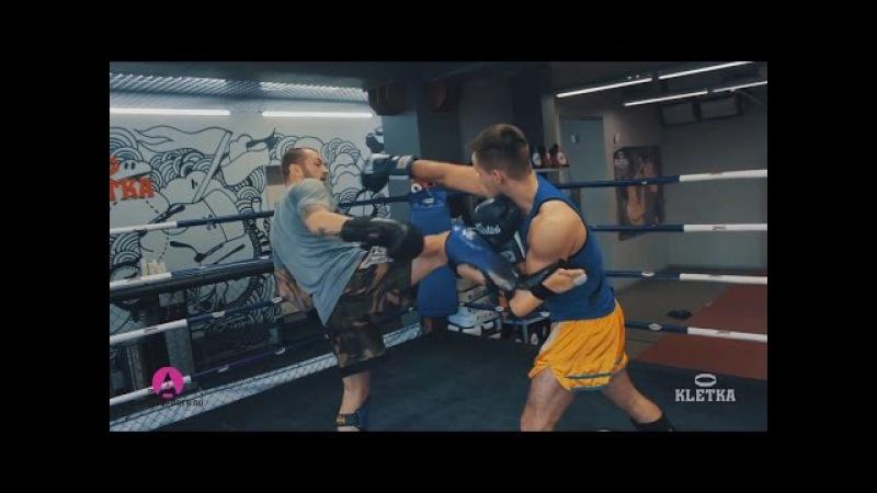 Скорость ударов ногами — мидл-кик в Тайском Боксе / Как увеличить силу удара ногой