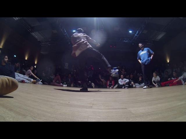 Mulla Zuev vs Lory Mehdi - Need 4 Dance Battle | Hip Hop 1x1 Quarter Final