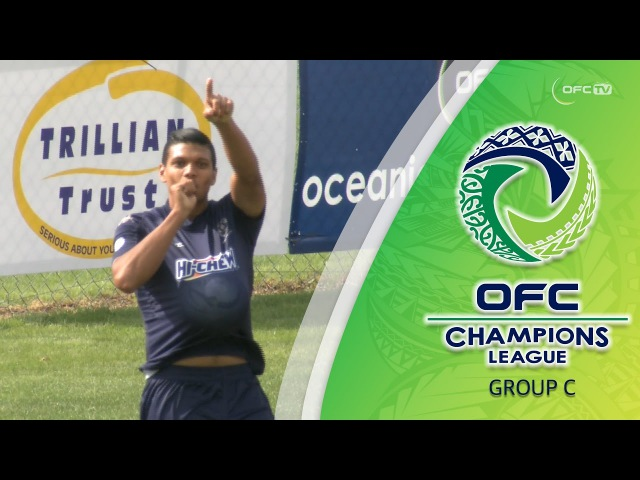 2017 OFC CHAMPIONS LEAGUE | Group C MD3 | Auckland City v Malampa Revivors Highlights