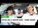 Capital Bra Marvin Game - Panda (Hotbox Remix) 16BARS.DE