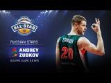 Andrey Zubkov All Star Game Profile