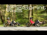 ICE Sprint recumbent trike  Велотрайк