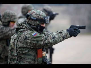 Advanced Russian Special Forces Training at Special Tactical Training Facility