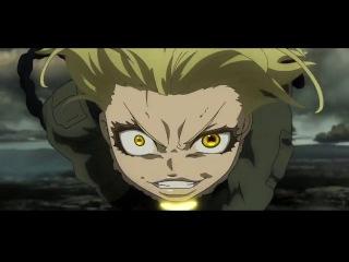 Top 5 Anime Action Scenes of Winter 2017 [1]