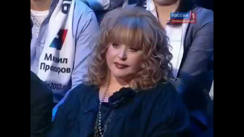 Жириновский обосрал Пугачеву! А Жирик то правду сказал