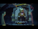 Batcave Break-in - LEGO Batman Movie