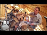 Eddy Vaulin - Day Dream (Apashe Feat. Splitbreed Drum Cover)