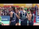 Чемпионат России Уралочка - Заречье 3-1