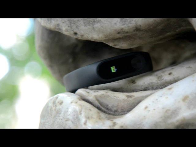 Самый продаваемый фитнес треккер Xiaomi Mi Band 2