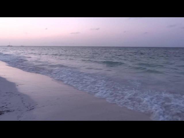 Атлантический океан в Доминикане / Пляж Пунта Кана