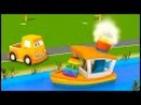 Clever Car MUSIC CONCERT! - Car Cartoons for Children - Learn Instrument Names