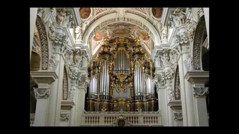 Иоганн Себастьян Бах - Токката и фуга ре минор (BWV 565)