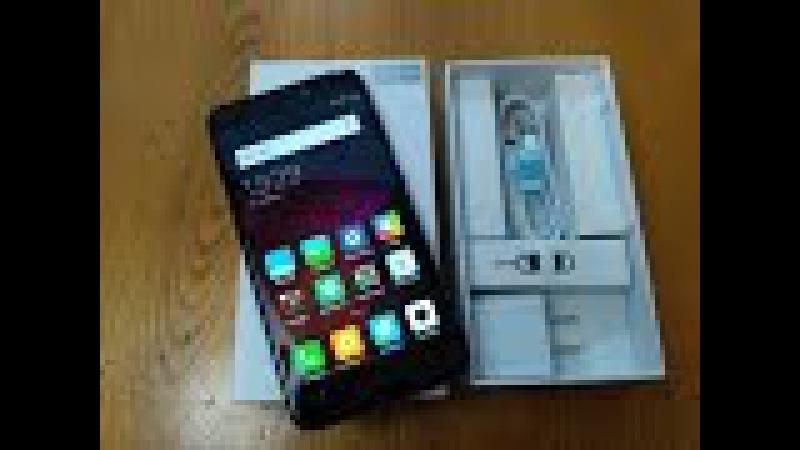 Xiaomi Redmi 4X чёрный красавец Посылка с AliExpress