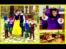 THE SIMS 3 DISNEY`S SNOW WHITE and the SEVEN DWARFS Fairy Tale Voice over