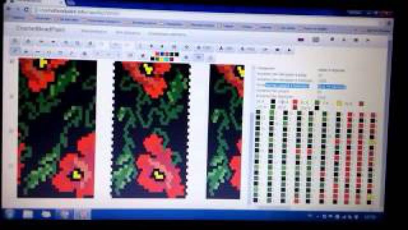 Как пользоваться программой crochetbeadpaint.info