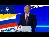 Putin auf deutsch Neuer Kalter Krieg