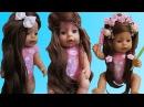 Кукла Беби Борн ВОЛШЕБСТВО Превратилась в Рапунцель Doll Baby Born MAGIC Turned into Rapunzel