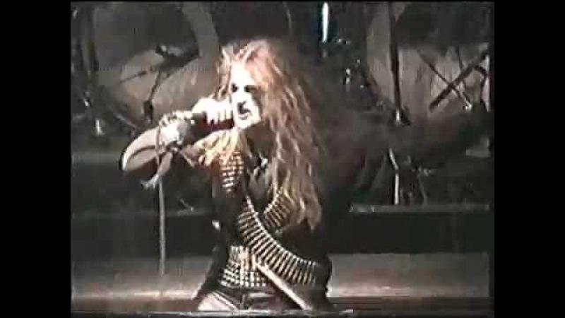 Gorgoroth live 1995 London part II