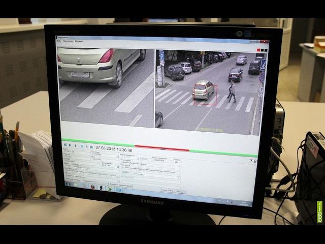 Камера штрафует за якобы непропуск пешеходов по отмененным нормам ПДД