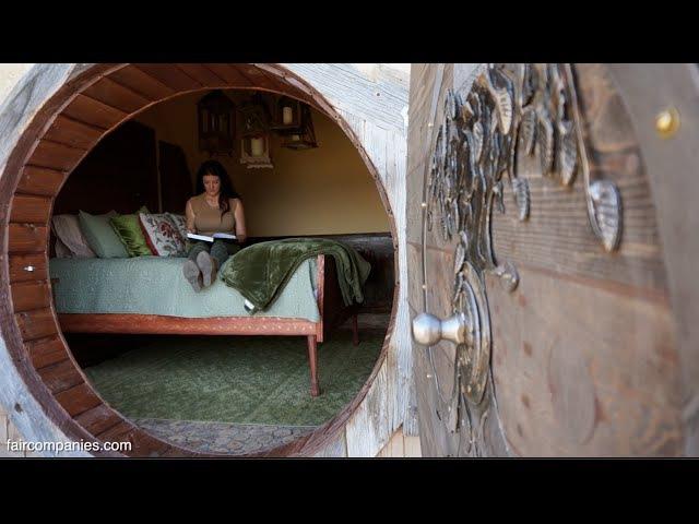 Kristie Wolfe builds underground home sets rural WA hamlet
