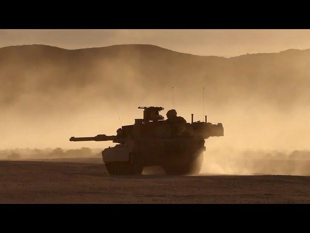 ArmA 3 - M1 Abrams [Абрамс]