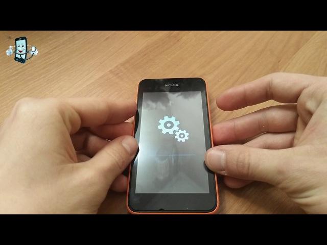 Сброс настроек на телефонах Nokia Lumia, удалить пароль или исправить ошибки