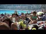 Лазурный берег, девчонки, пляж - красота! Франция #2  Provolod &amp Leeloo